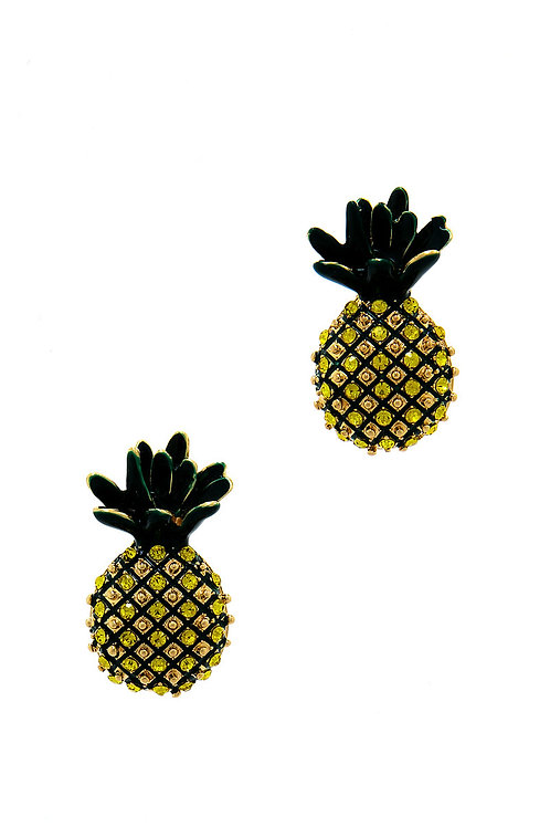 Princess Pineapple Earrings