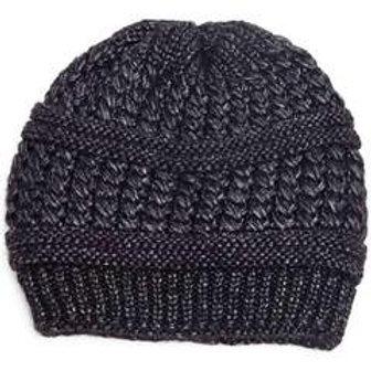 Shimmer Knit Beanie