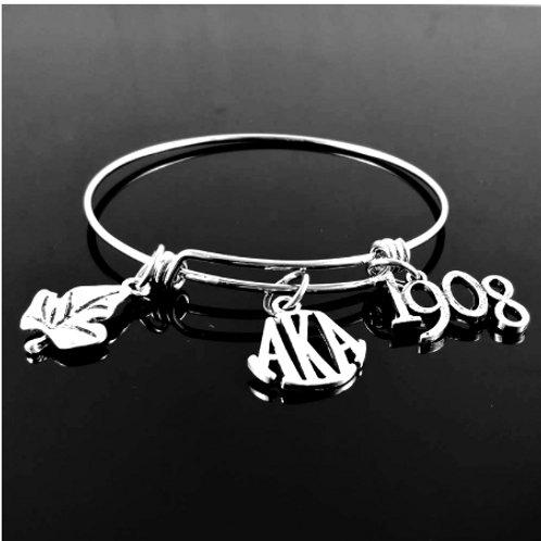 AKA Stainless Bracelet