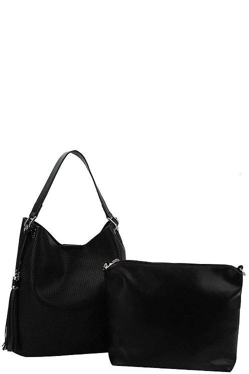 Tassel Chic Satchel Bag