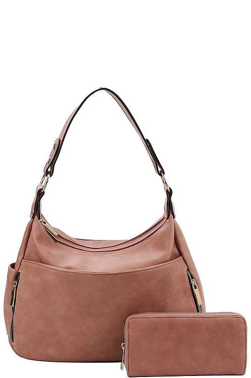 Trendsetter 2-n-1 Hobo Bag