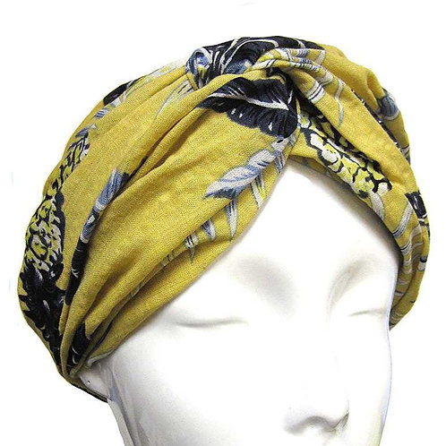 Chic Twisted Head Wrap
