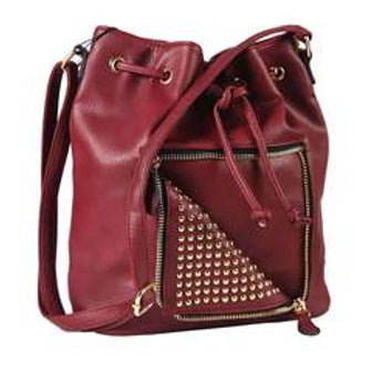 Accent Studed Bag