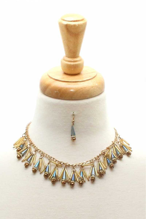 Chic Chunky Necklace Set