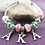 Thumbnail: Sorority Bead Bracelet