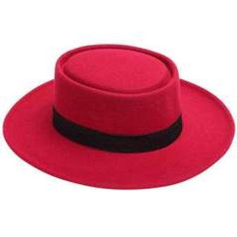 Felt Flamenco Hat