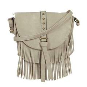 Leona Fringe Crossbody Bag