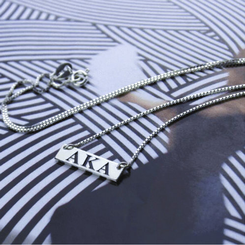AKA Stainless Necklace