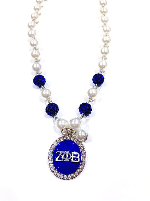 ZPB Pearl Necklace