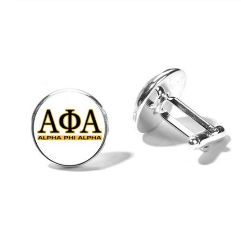 Alpha Phi Alpha Cuff Links