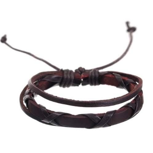 Leather Bracelet MM3