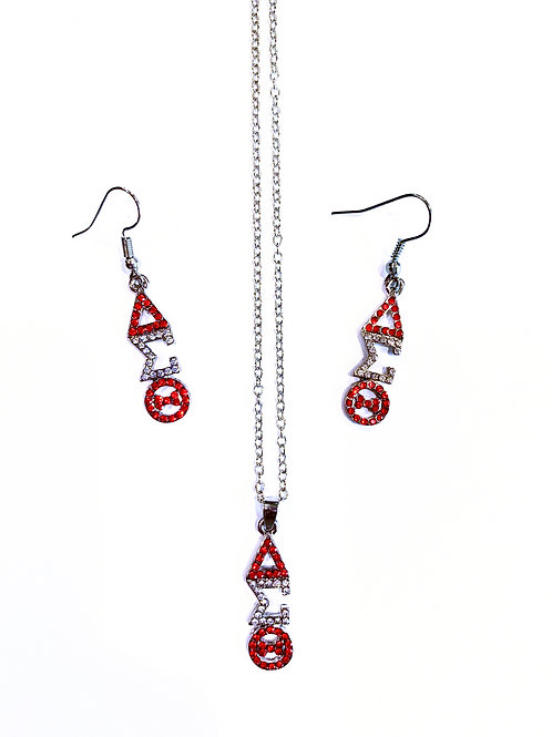 DST Necklace Set