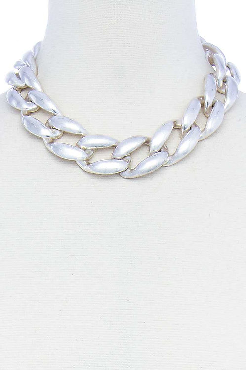 Thick Chain Choker