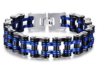 Phi Beta Sigma Biker Bracelet