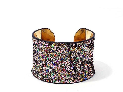Sparkling Chic Cuff Bracelet