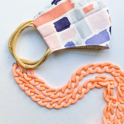 Annie Austen for Hazel & Ollie Mask Chain
