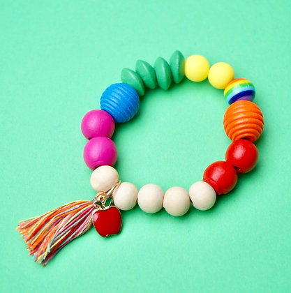 Apple Bracelet
