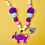 Thumbnail: Triceratops Necklace