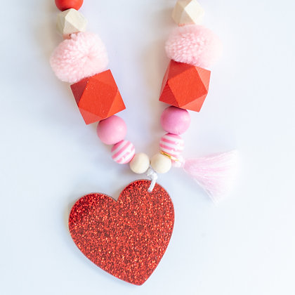 Classic Valentine's Day Necklace