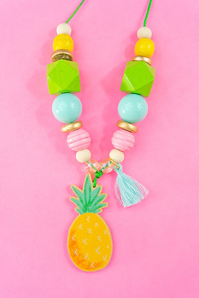 Pineapple Necklace - Wholesale