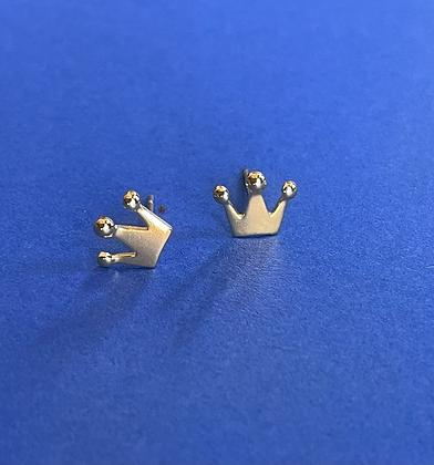 KC Crown Studs