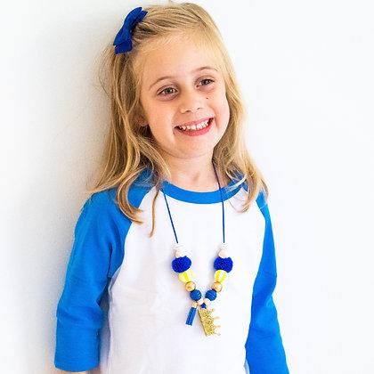 KC Crown Kids Necklace
