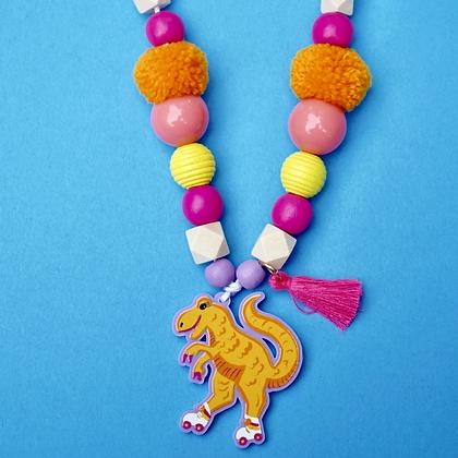 Tyrannosaurus Necklace