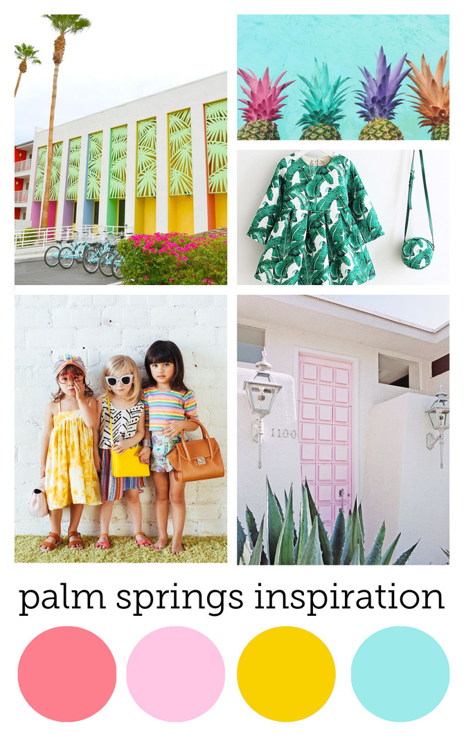 Inspiration: The Palm Springs Collection