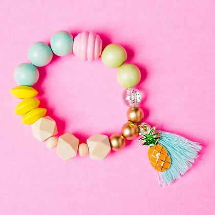 Pineapple Bracelet - Wholesale