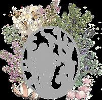 Orkney Gin co botanical Badge T Shirt Co