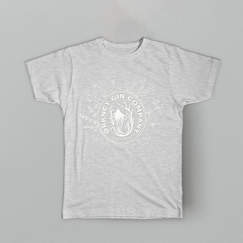 Orkney Gin Company Cotton T shirt