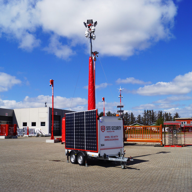 SITE-SECURITY SOLAR
