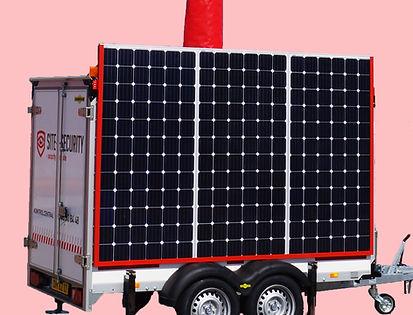 SITE-SECURITY SOLAR solceller