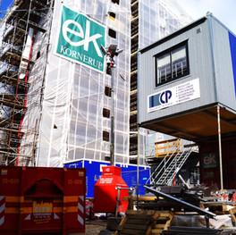 EK Korneup sikrer sig med SITE-SECURITY OBSERVER
