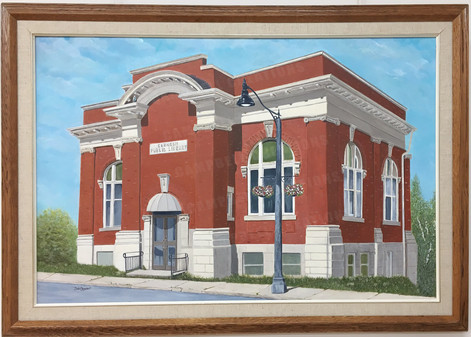 Old Carnegie Library