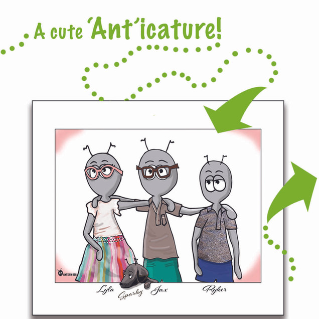 'Ant'icature!