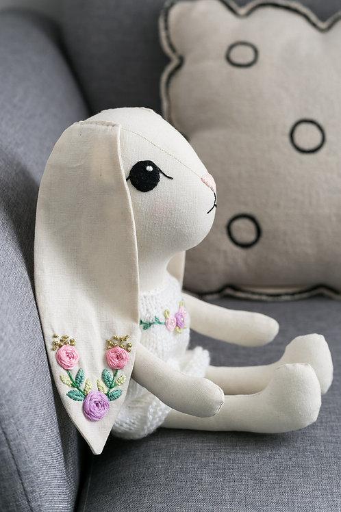 Zizi, a coelha