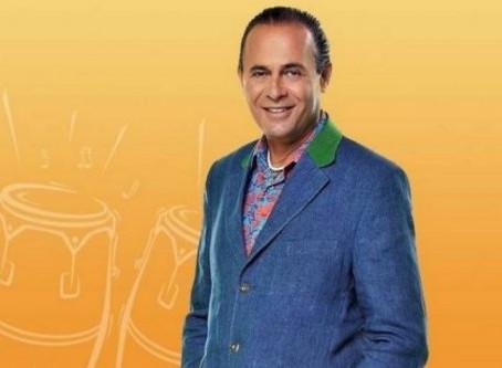 Le célèbre musicien et animateur de la télé Turque a goûté aux plats de l'Ane Rouge de Nice