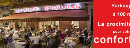 Comment venir à L'Ane Rouge sur la Côte d'Azur ?