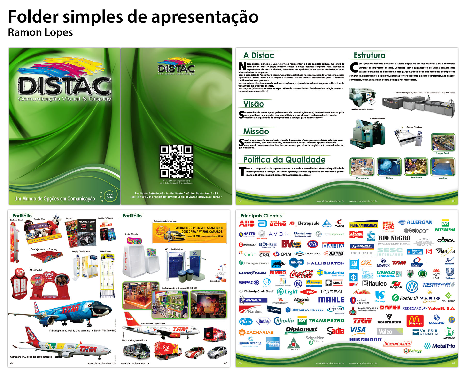 Catálogo Distac