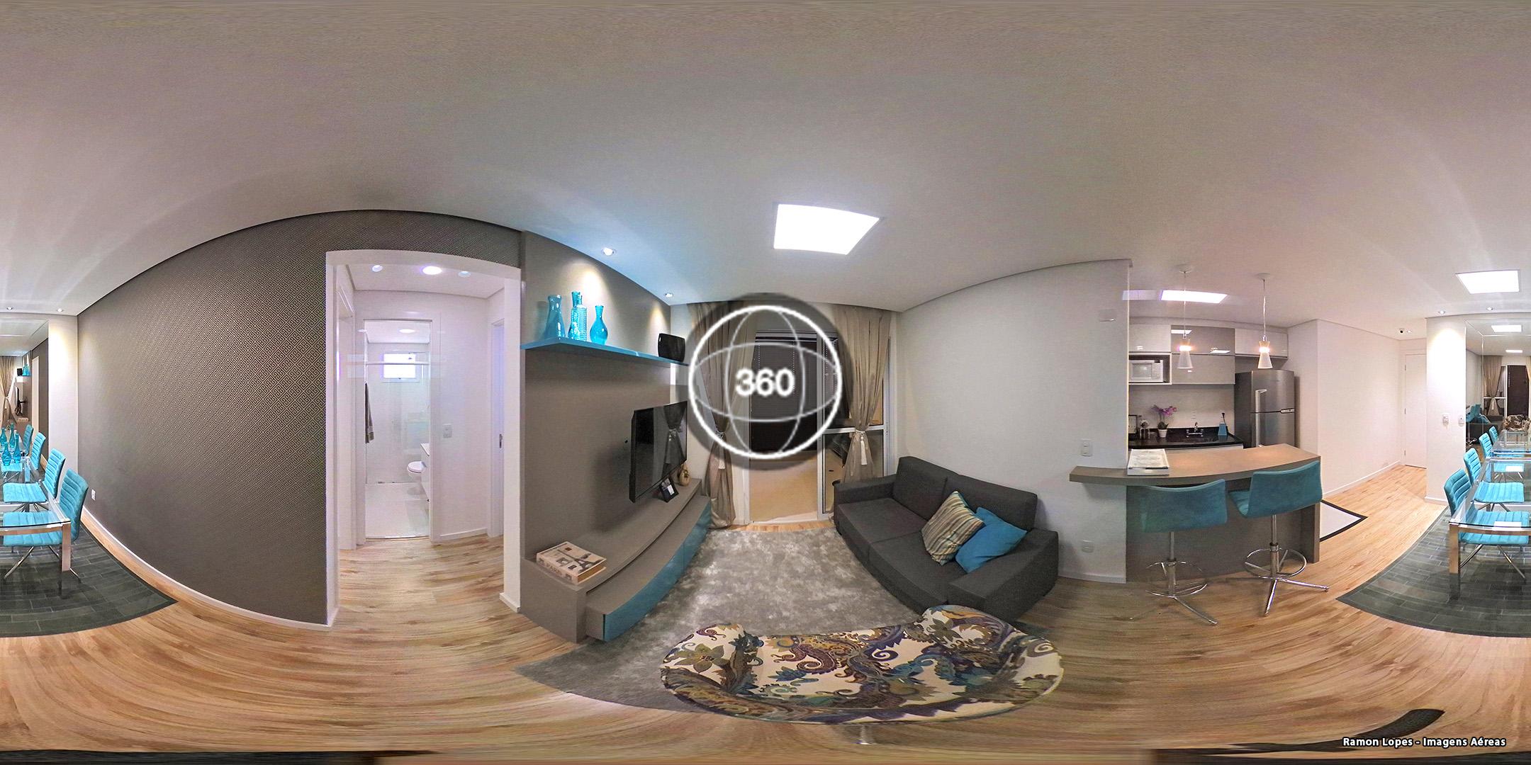 Tour Virtual em 360°