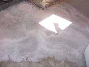Crack repair of surfaces