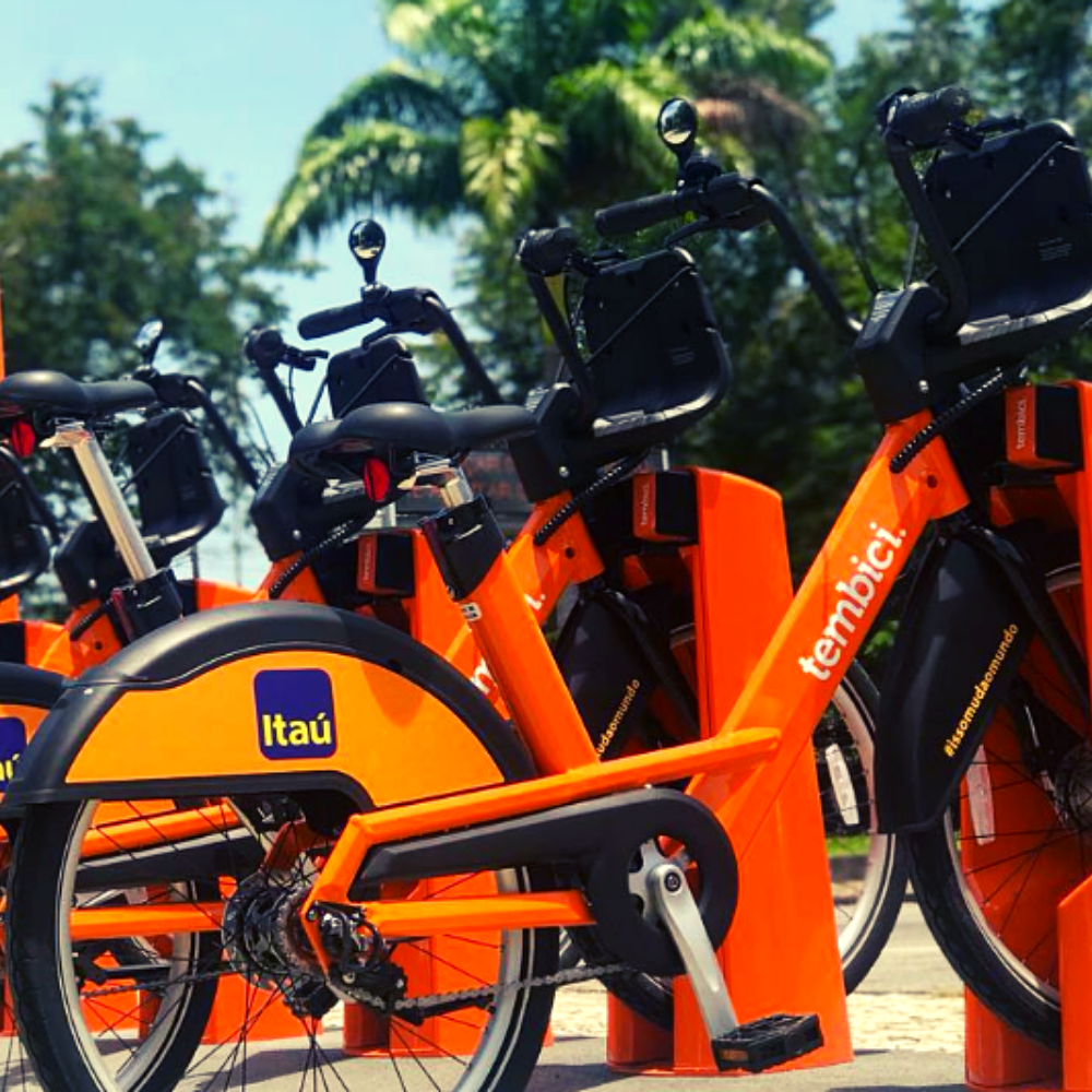 Profile of Bike-Sharing Systems