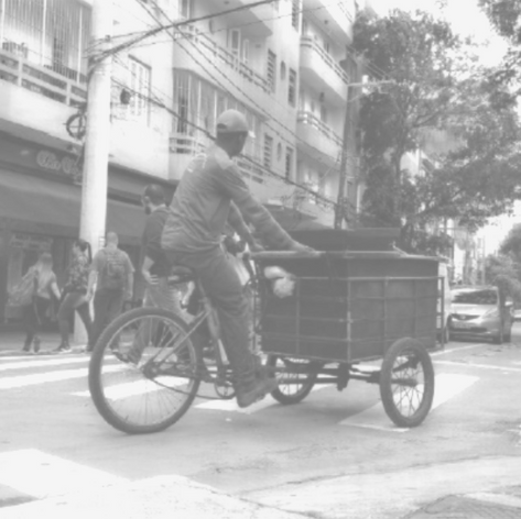 Cycle Logistics - Bom Retiro (SP)
