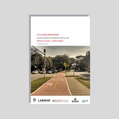 Estudo de Impacto - Ciclofaixa em Pinheiros (2017)