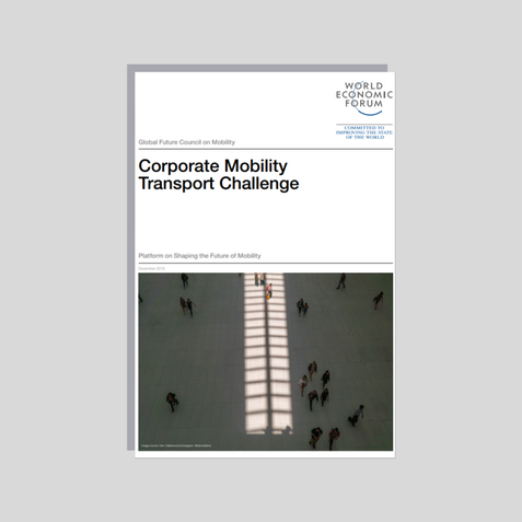 Corporate Mobility Transport Challenge (2020)