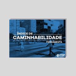 Índice de Caminhabilidade - Ferramenta (2016)