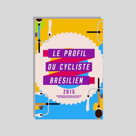 Le Profil du Cycliste Brésilien [booklet] (2015)