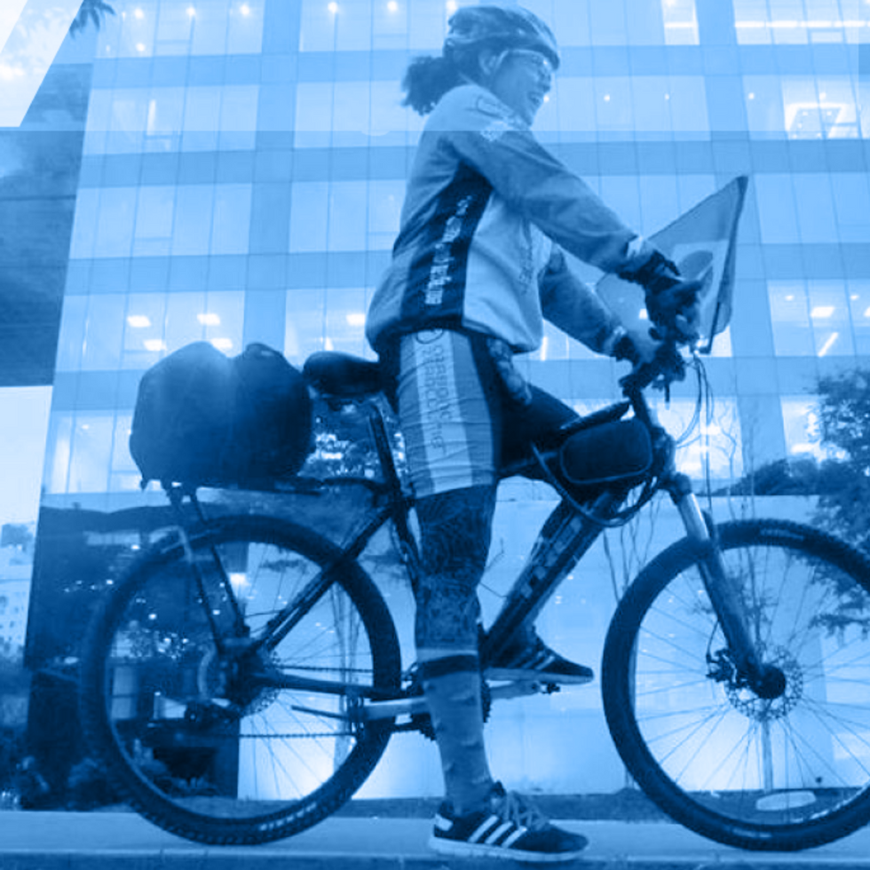 Cyclelogistics Brazil