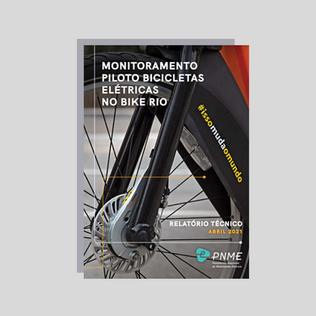 Bicicletas Elétricas no Bike Rio (2021)